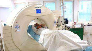 Positron Emission Tomography Scanners