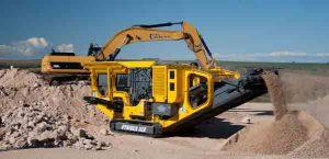 Stone Crushing Equipment