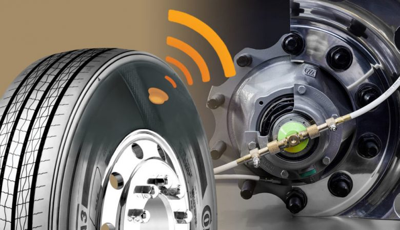 automatic tyre inflation system