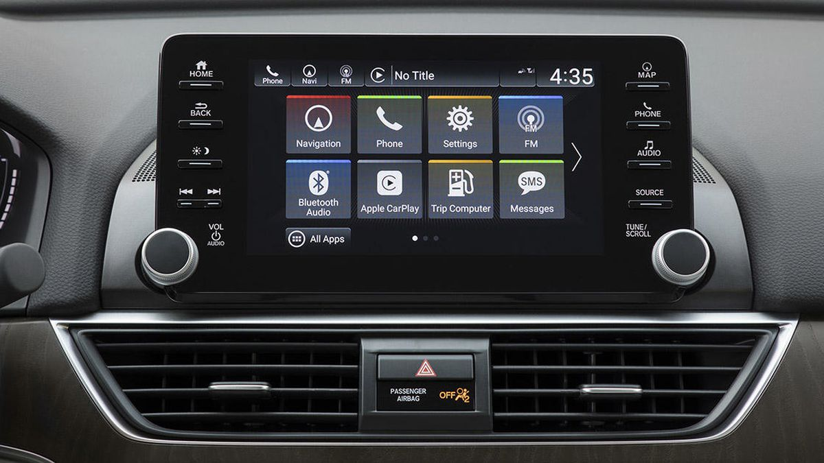 Electric Vehicle Infotainment
